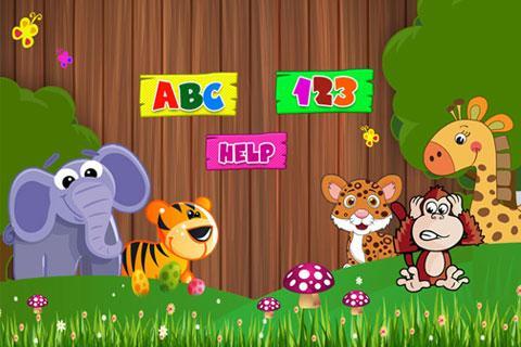 Baby ABC 123