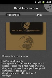 Michael .T. Heininger MusiX - screenshot thumbnail