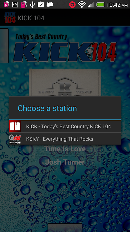 KICK 104 - screenshot