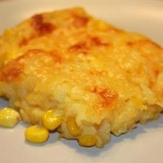 Slow Cooker Corn Cake Casserole
