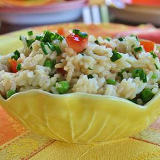 Mexican Vegetable Rice.