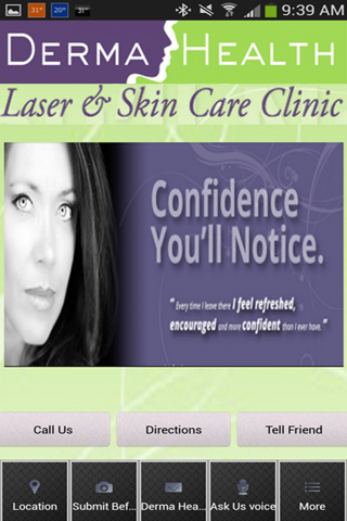 DermaHealth Laser Skin Care