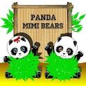 Panda mimi bears