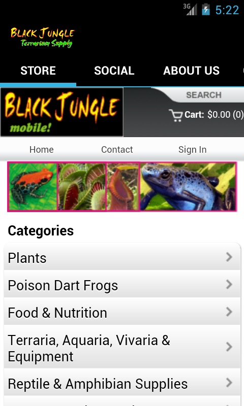 Black Jungle - screenshot