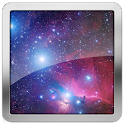 Space Quasar HD Live Wallpaper