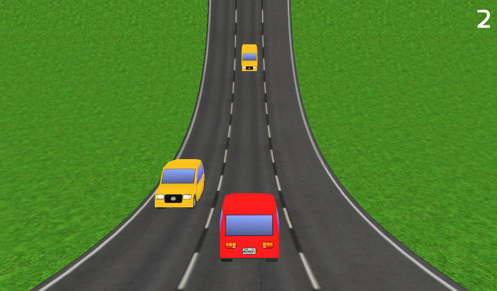 Oncoming Traffic - screenshot