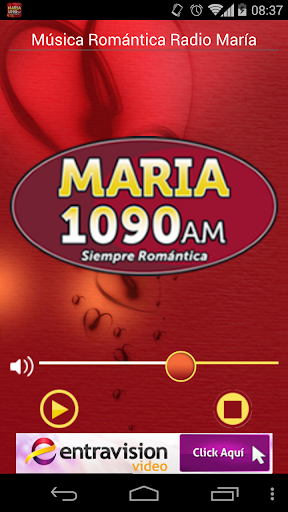 Romantic Music Radio María