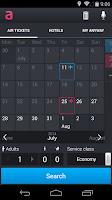 Screenshot of Anywayanyday: Flights Hotels