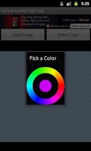 Easy Ambient Lighting- screenshot thumbnail
