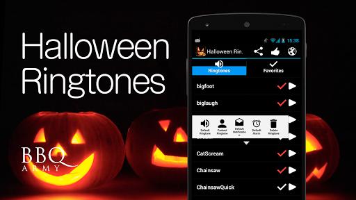 Halloween Ringtones 100