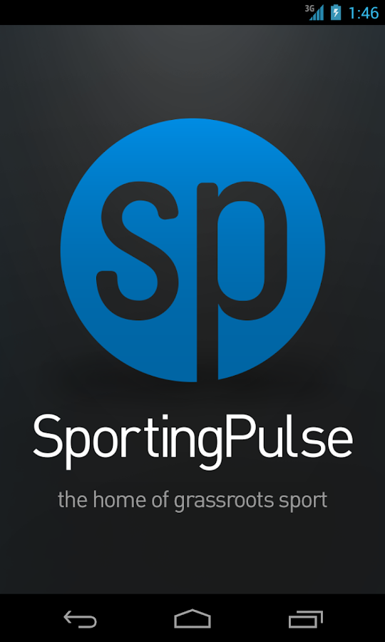 SportingPulse - screenshot