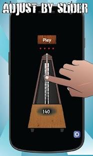 Analog Metronome screenshot
