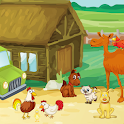 Animal Sounds - For kids icon