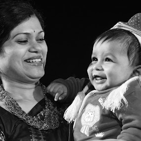 by Bibha Barssha Mohanty - Black & White Portraits & People