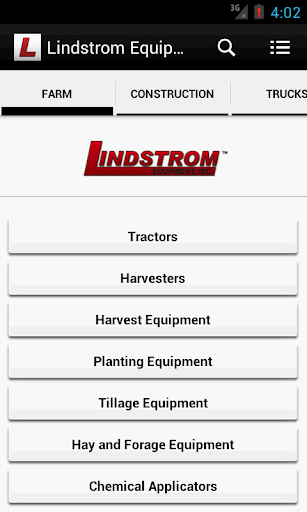 Lindstrom Equipment