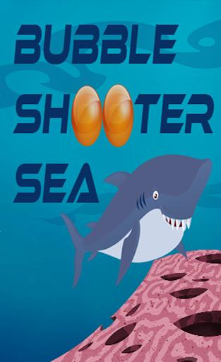 Bubble Shooter Sea