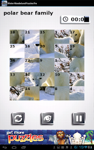 Winter Wonderland Puzzles- screenshot thumbnail
