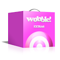 Wobble sharing upgrade pack logo