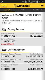 Maybank2u Malaysia - screenshot thumbnail