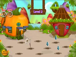 Screenshot of island fairy girls games