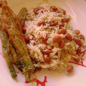 Batter Fried Green Beans