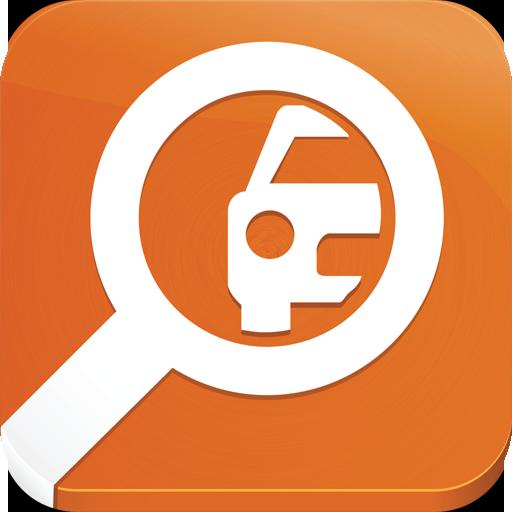 BilBasen – køb brugte biler LOGO-APP點子