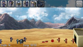 Screenshot of Mini Wars