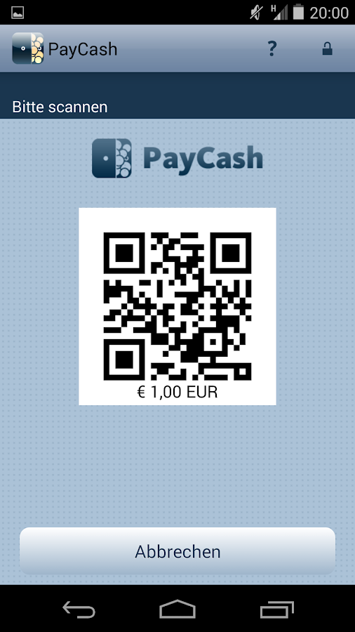 PayCash - screenshot