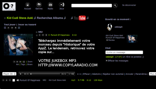 RadioVaNoZ #CopyLaRadio- screenshot thumbnail