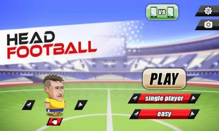 Head Football World Cup 1.0.8 screenshot 51426