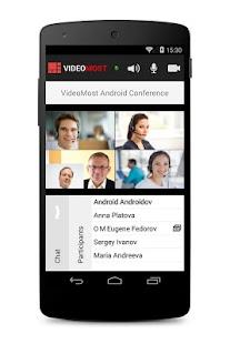 VideoMost - náhled