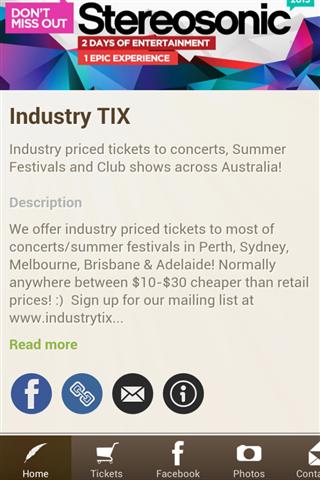 Industry TIX
