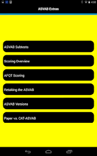 ASVAB Practice For Dummies - screenshot thumbnail