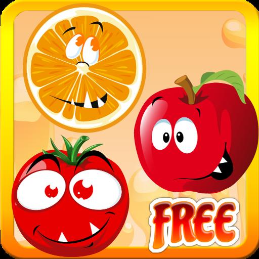 反乱フルーツFREE 棋類遊戲 App LOGO-硬是要APP