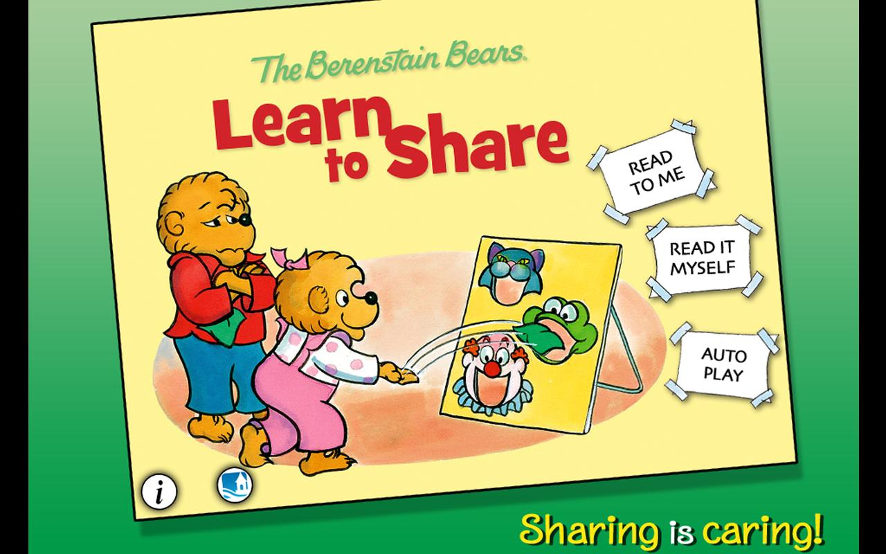 BB - Learn to Share - screenshot