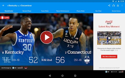 NCAA March Madness Live Screenshot 10