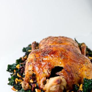 Crispy Caraway Roast Duck.