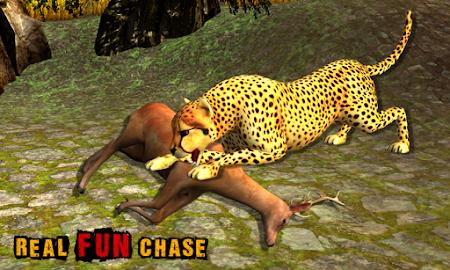 African Cheetah Survival Sim 1.1 screenshot 69719