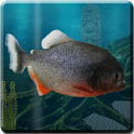 Piranha Live Wallpaper HD icon