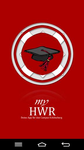 myHWR 2.x HWR Berlin Campus4u
