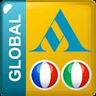 Francese - Italiano Dizionario Global icon