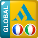 French - Italian Translator Dictionary Global