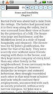 Jane Austen Novels Complete- screenshot thumbnail