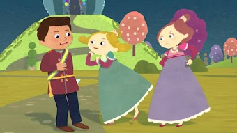 Cinderella: The Prince's Side of the Story