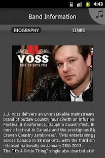 J.J. Voss - screenshot thumbnail