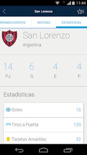 Copa Bridgestone Libertadores - screenshot thumbnail