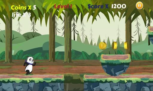 Panda Ayı Yogi Run HD