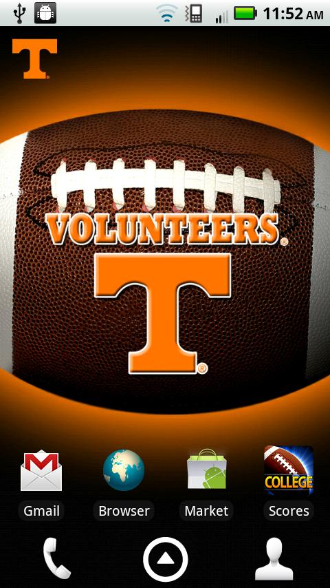 Tennessee Revolving Wallpaper- screenshot
