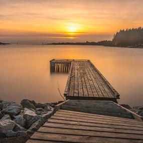 Into the sunset by Magnus Østebrød - Landscapes Waterscapes ( sony, magnue, østebrød, egersund, a99, rogaland, zeiss )