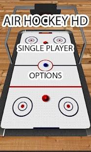 Air Hockey HD- screenshot thumbnail
